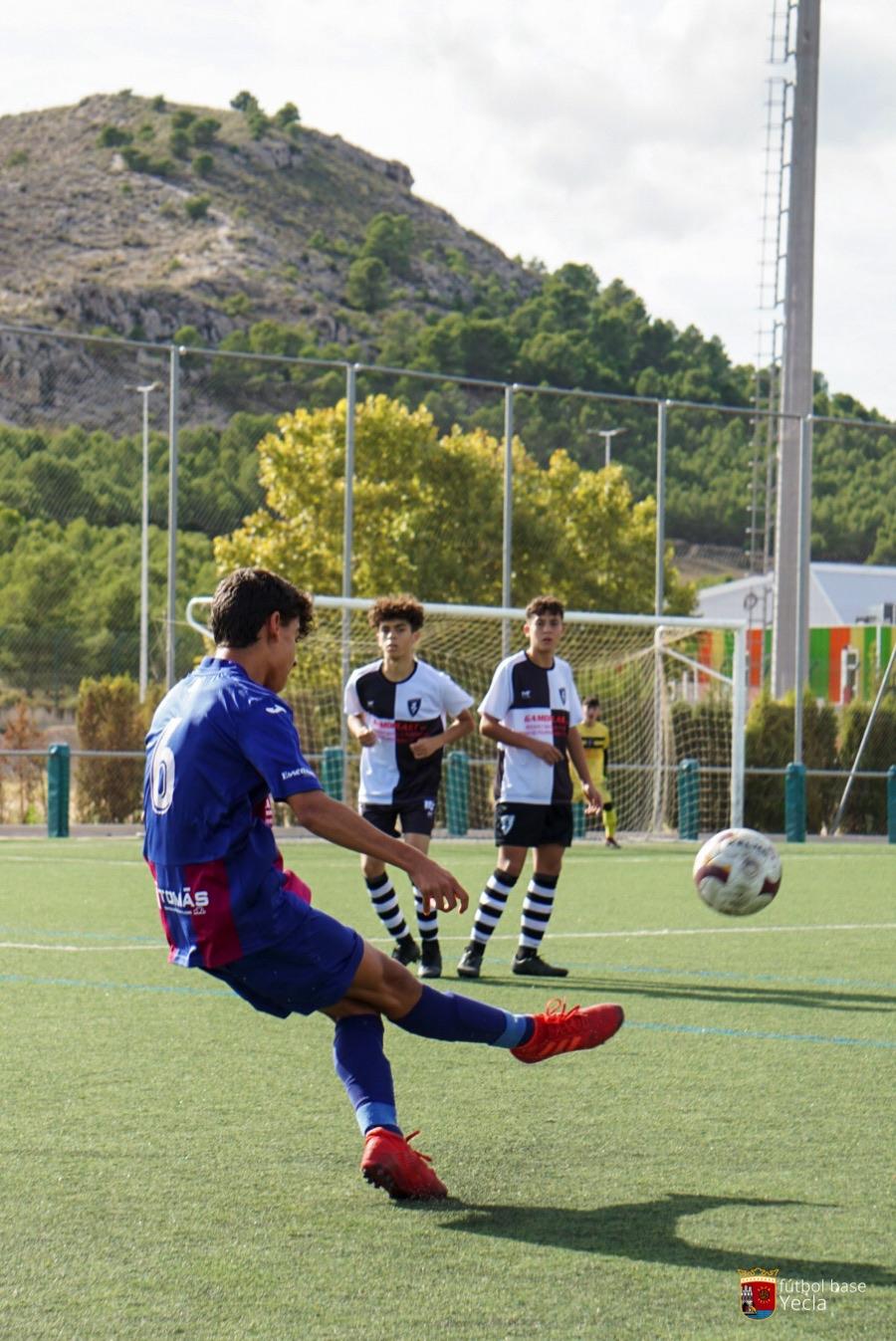 Cadete A - San Miguel 05