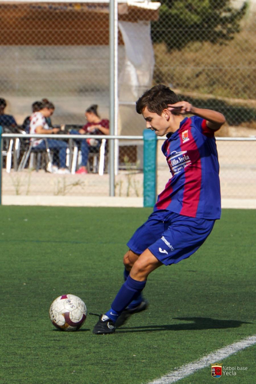 Cadete A - San Miguel 09