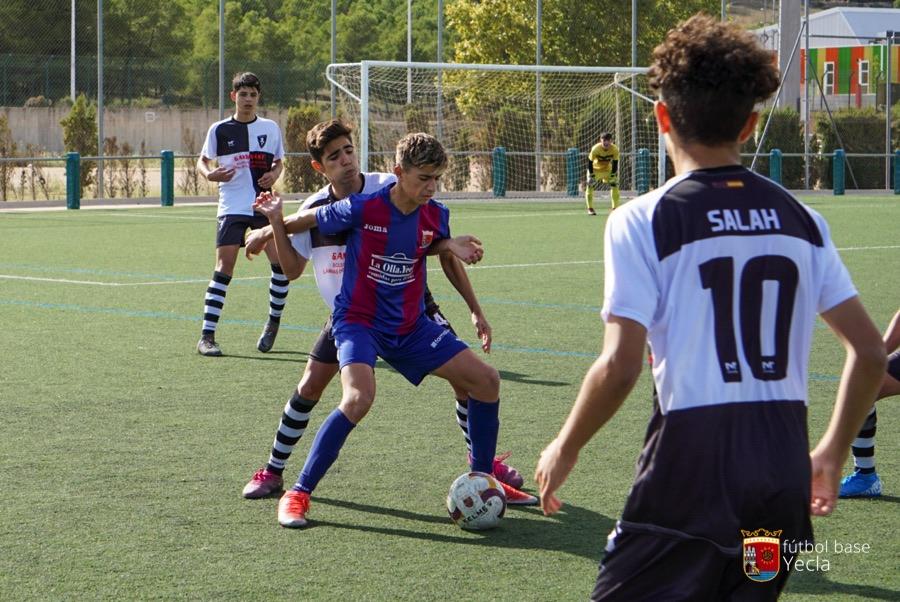 Cadete A - San Miguel 10