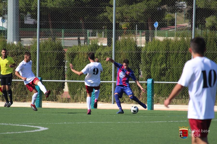 Juvenil A - EF Santa Ana 05