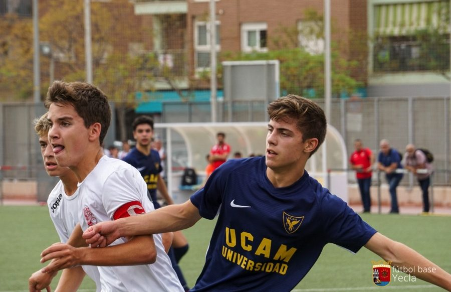 UCAM Murcia - Cadete A 01