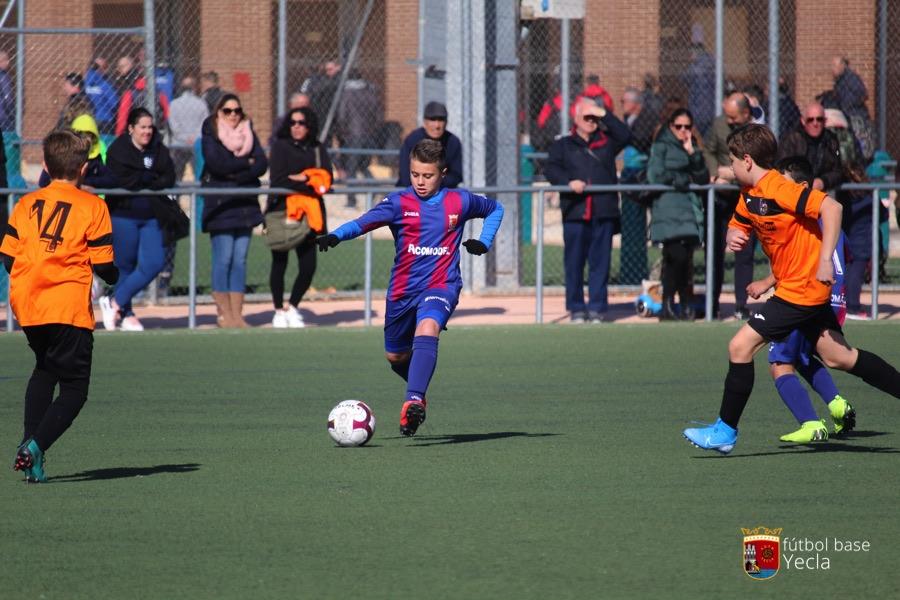 Alevin A - CD Alguazas 07