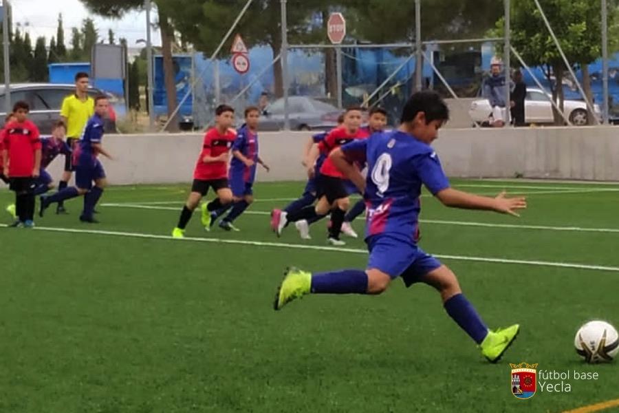 Atletico Torreño - Alevin B 01