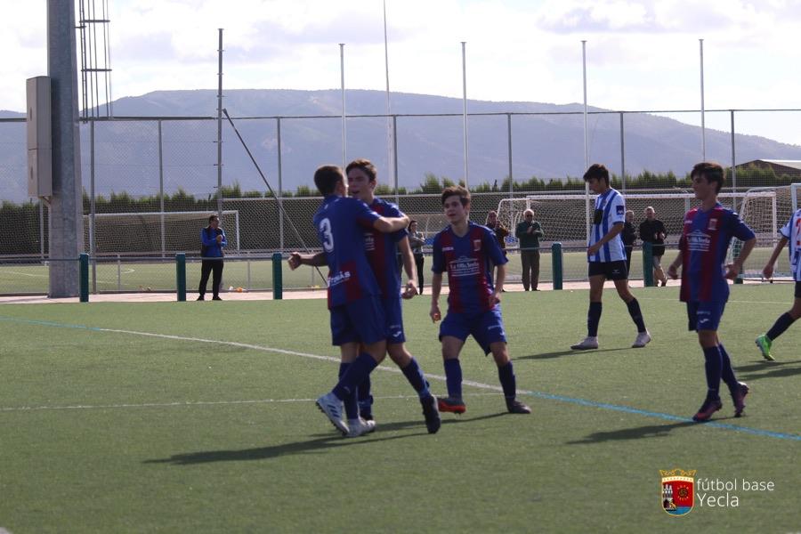 Cadete A - EF Aguilas 01