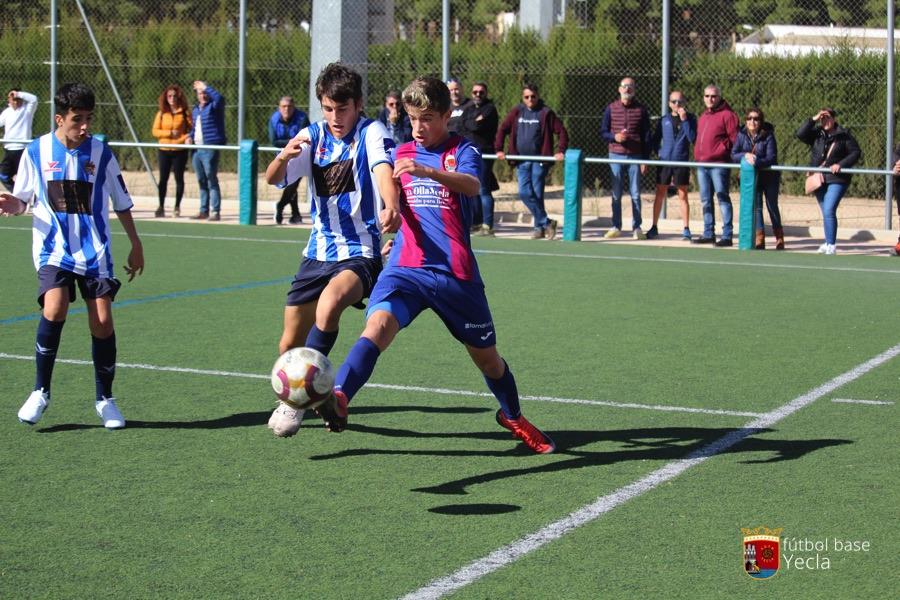 Cadete A - EF Aguilas 03