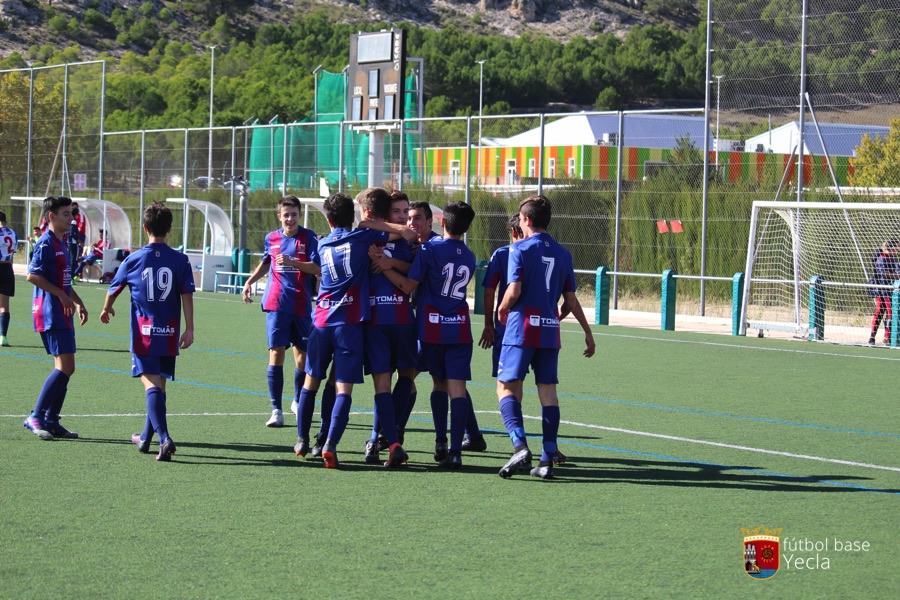 Cadete A - EF Aguilas 05