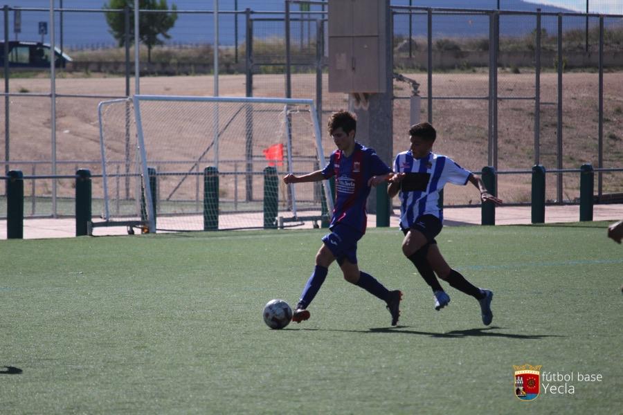 Cadete A - EF Aguilas 07
