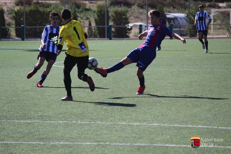 Cadete A - EF Aguilas 08