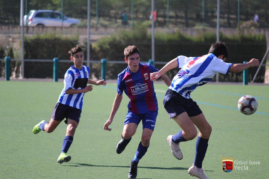Cadete A - EF Aguilas 09