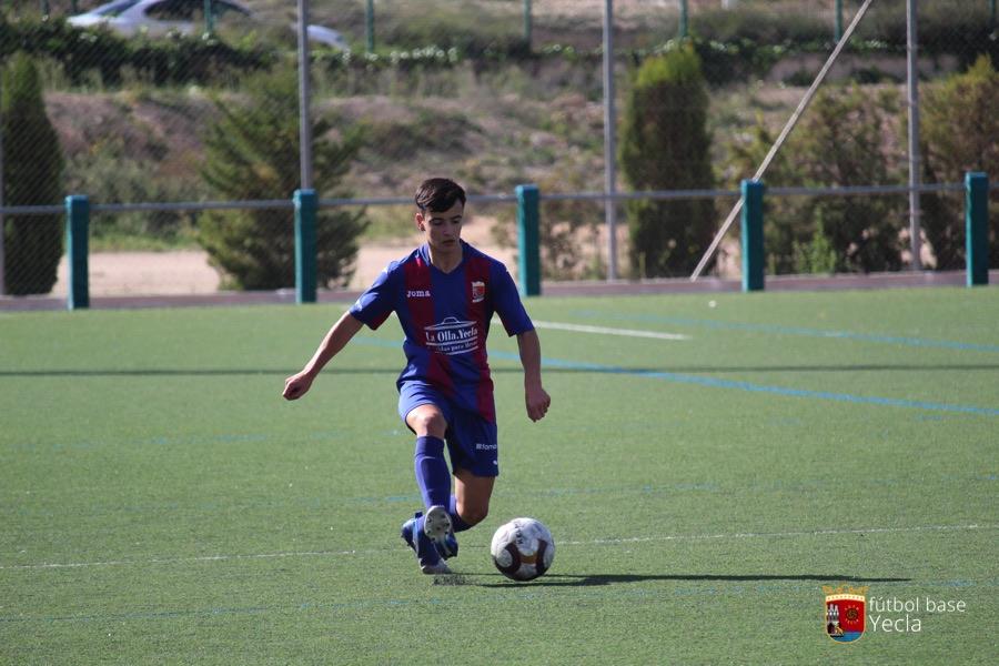 Cadete A - EF Aguilas 10
