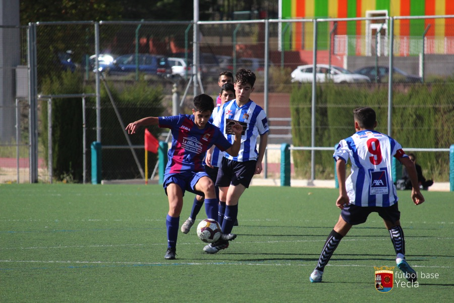 Cadete A - EF Aguilas 11