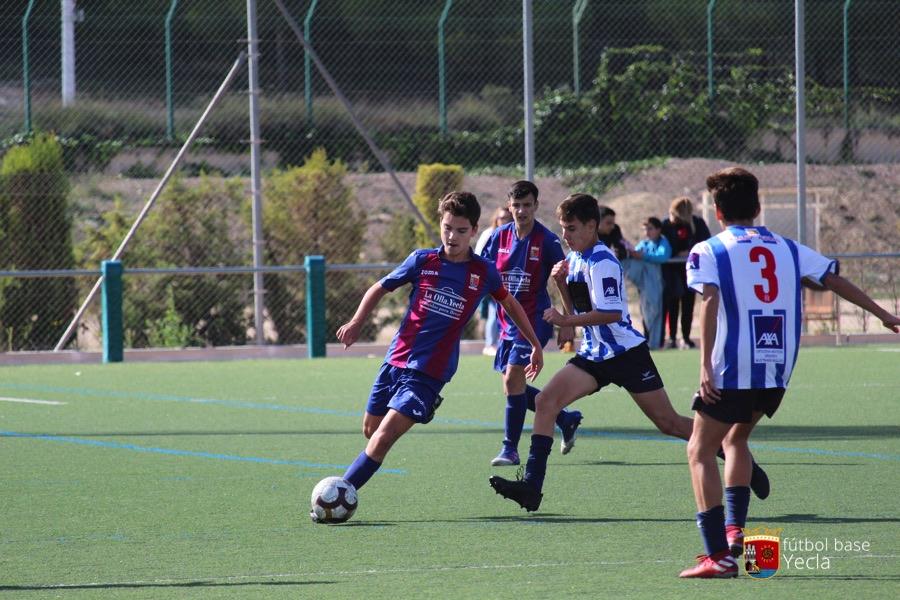 Cadete A - EF Aguilas 12