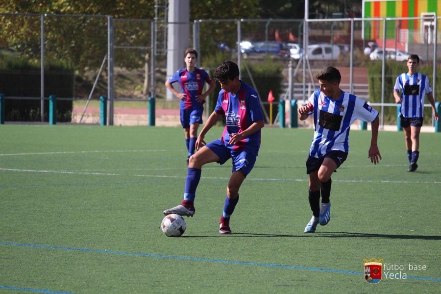 Cadete A - EF Aguilas 13