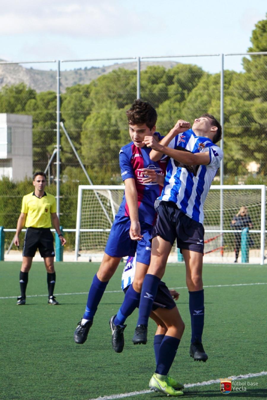 Cadete A - EF Aguilas 16