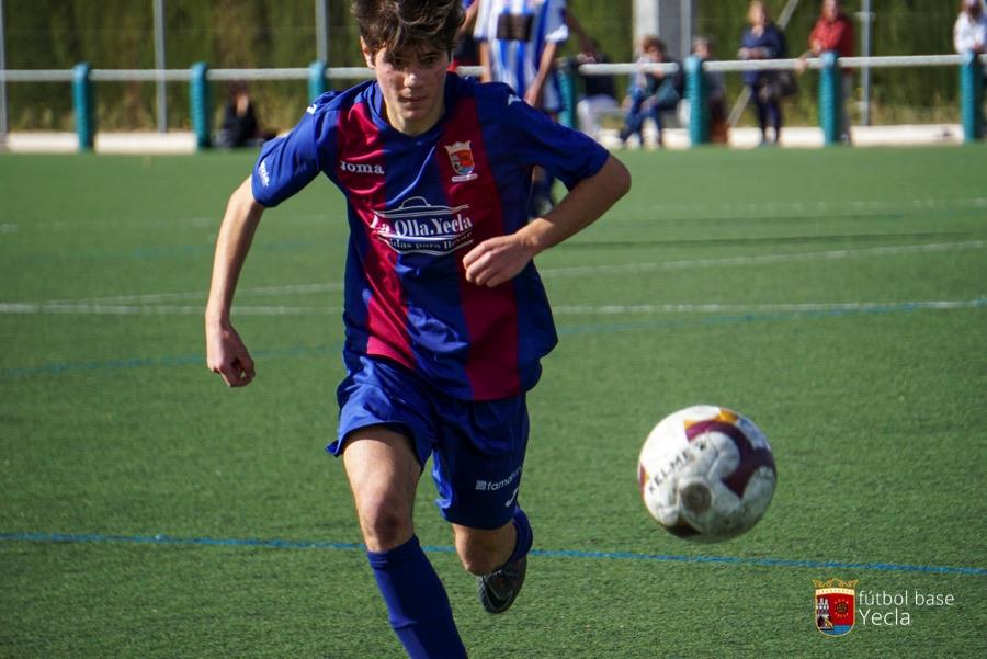 Cadete A - EF Aguilas 17
