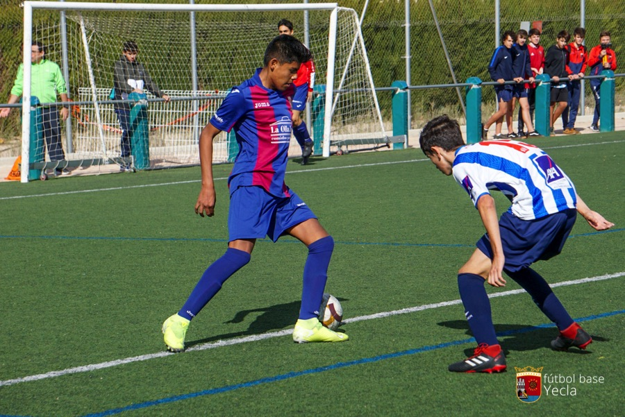 Cadete A - EF Aguilas 18