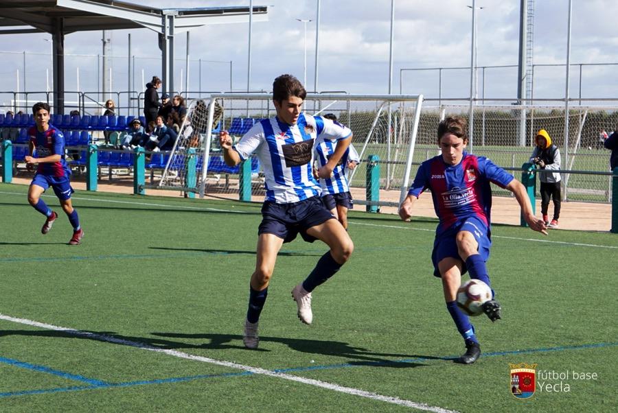 Cadete A - EF Aguilas 19