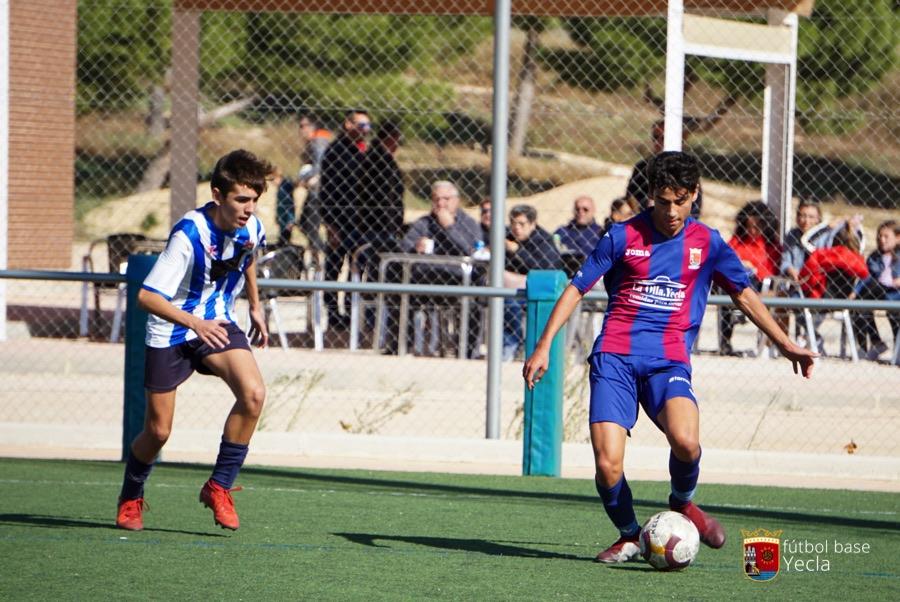 Cadete A - EF Aguilas 20