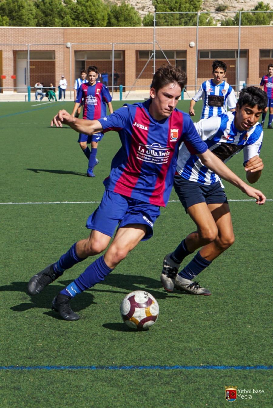 Cadete A - EF Aguilas 21