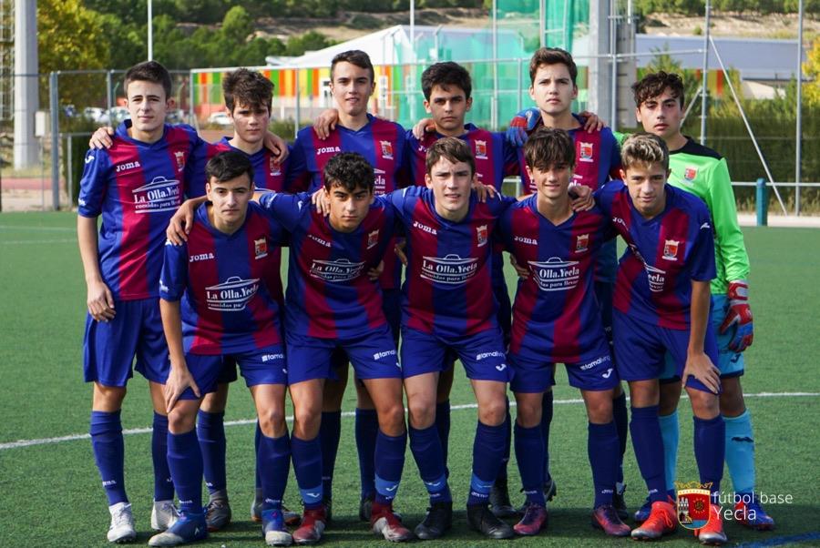 Cadete A - EF Aguilas 23