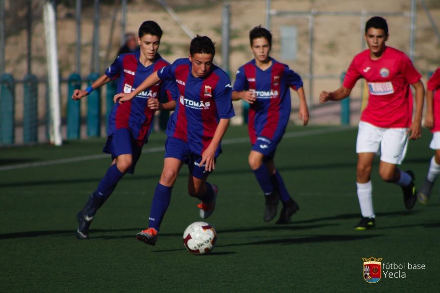 Cadete B - Archena FC 01