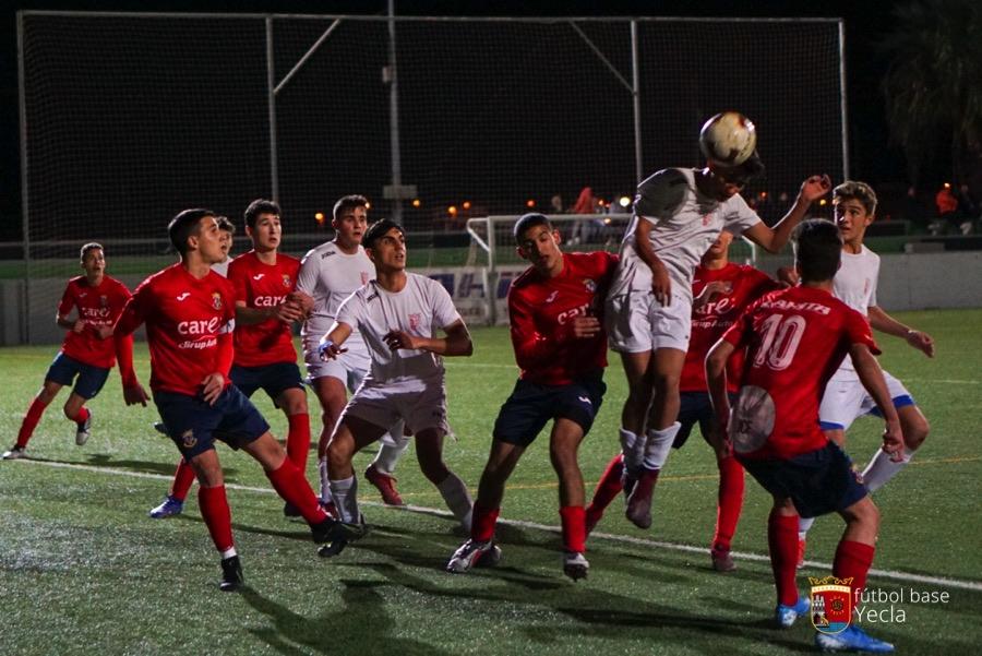 EF Torre Pacheco - Cadete A 09