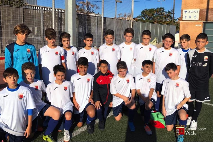 UCAM Murcia - Infantil B 01