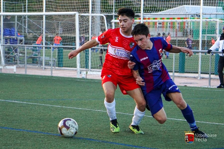 Cadete A - EF Los Alcazares 04