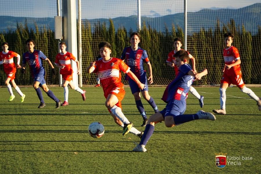 Cadete A - EF Los Alcazares 06