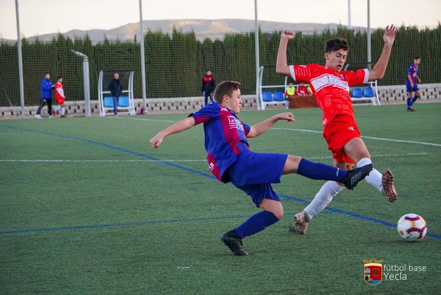 Cadete A - EF Los Alcazares 07