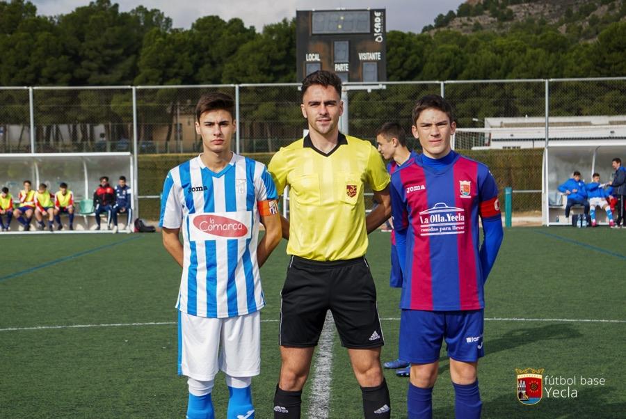 Cadete A - Lorca CFB 02