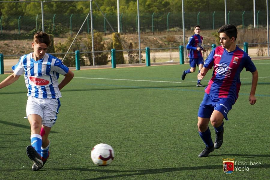 Cadete A - Lorca CFB 04