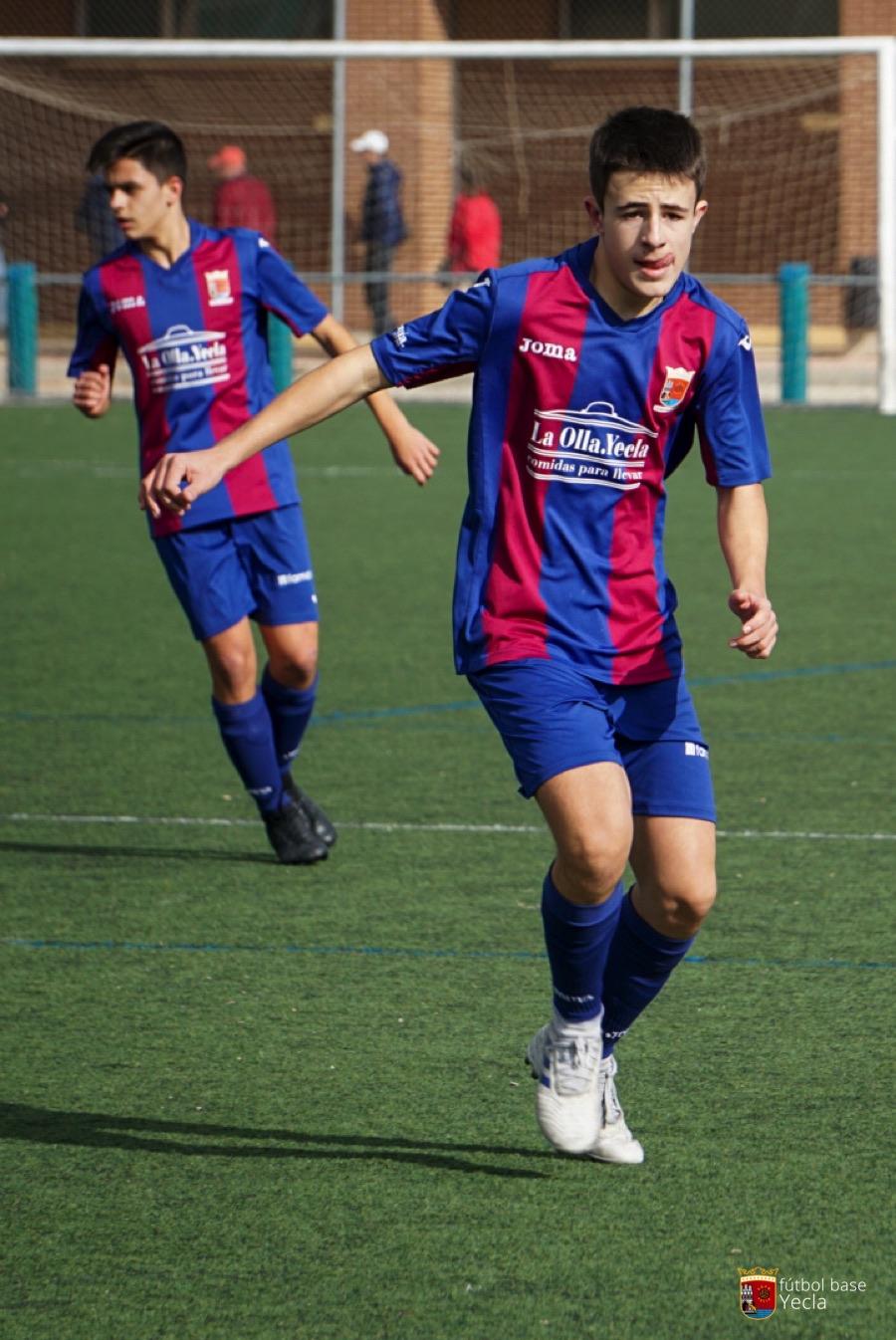 Cadete A - Lorca CFB 06