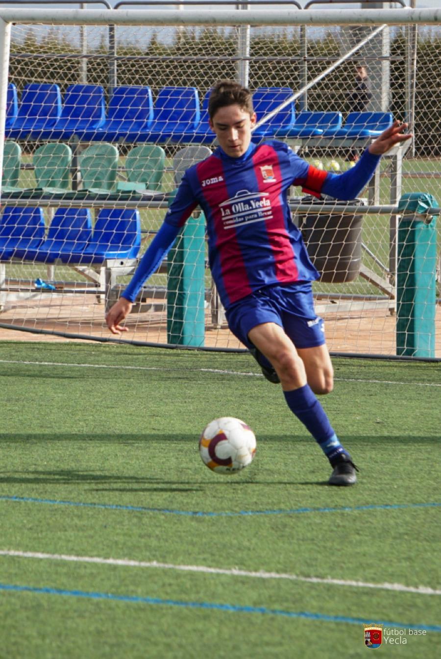 Cadete A - Lorca CFB 08