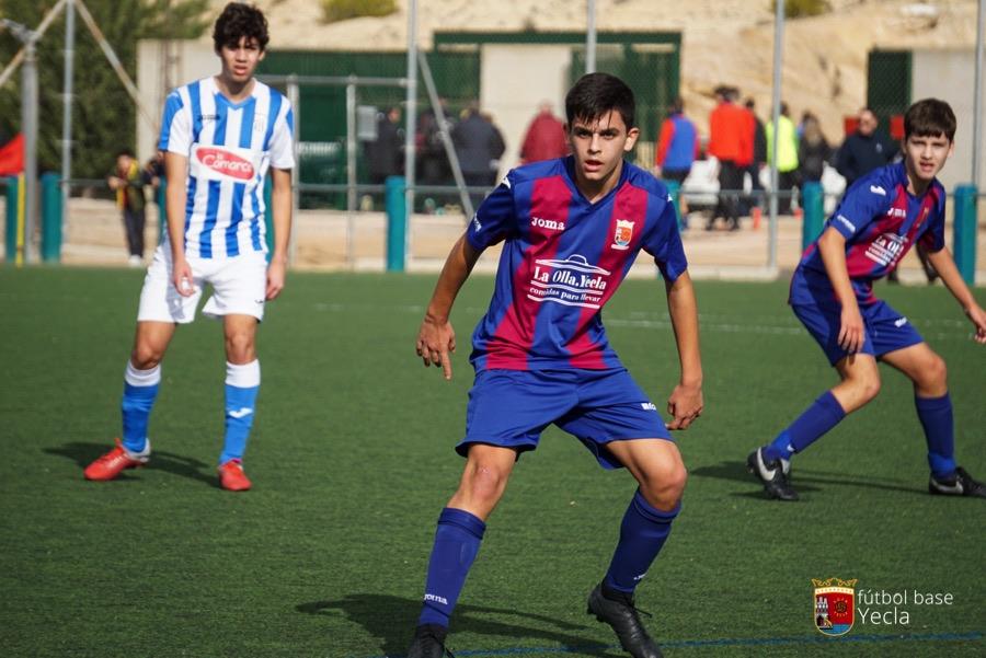 Cadete A - Lorca CFB 09