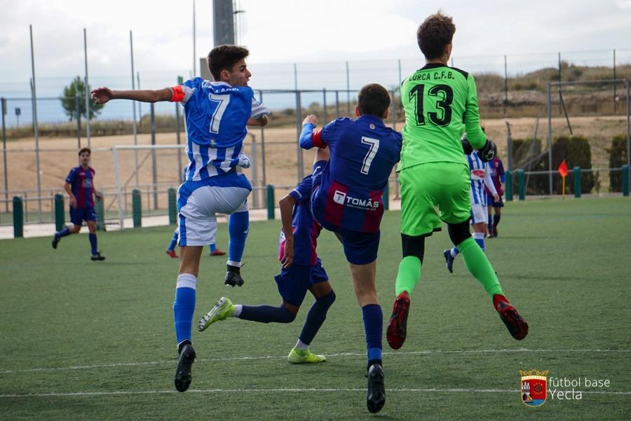 Cadete A - Lorca CFB 10