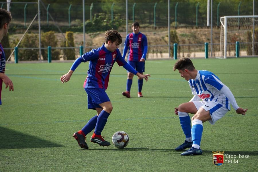Cadete A - Lorca CFB 12