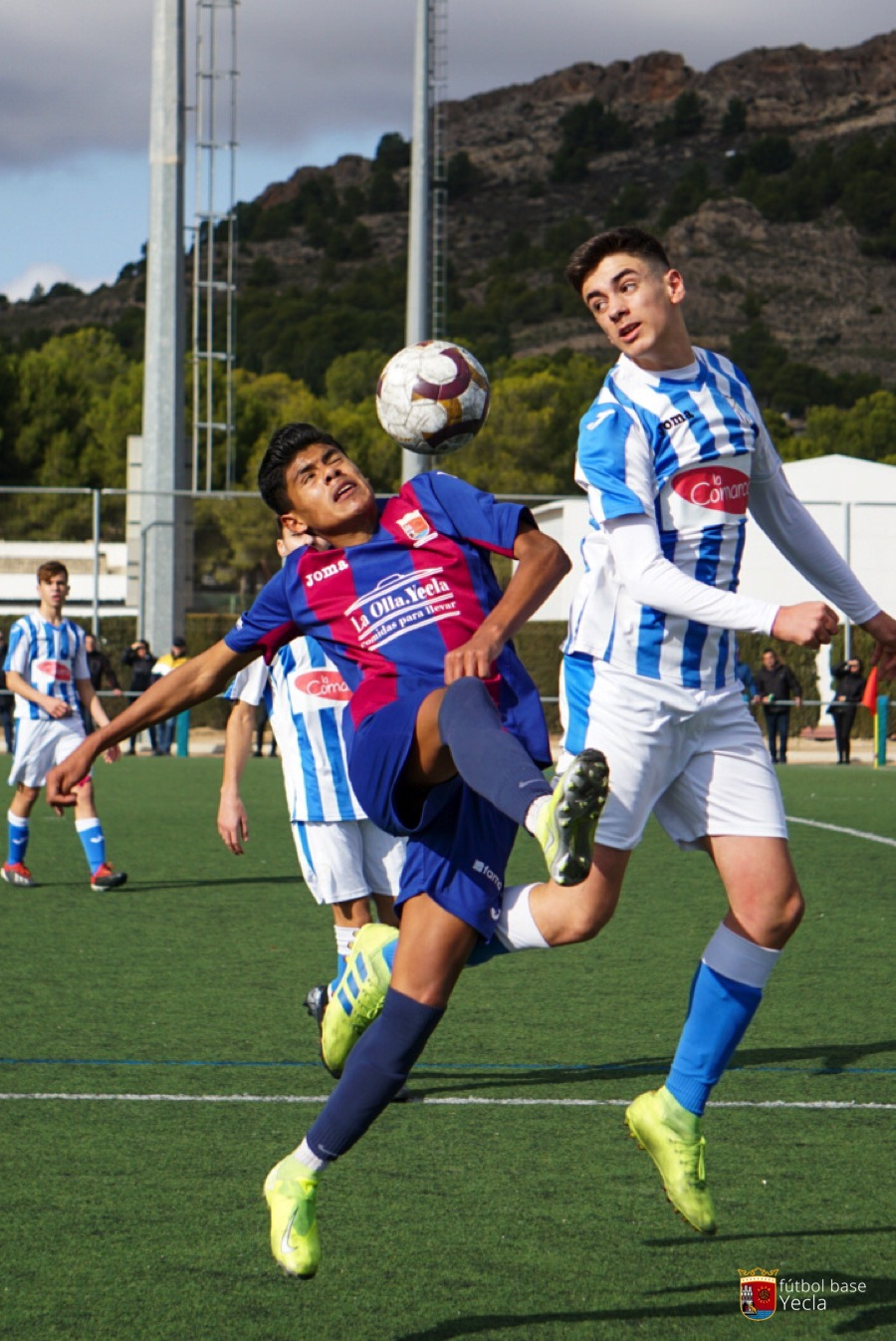 Cadete A - Lorca CFB 13