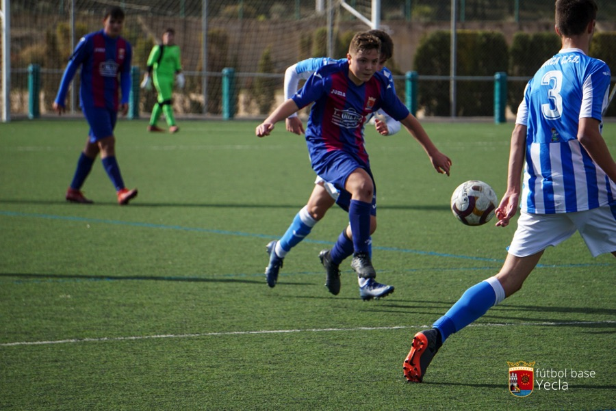 Cadete A - Lorca CFB 14