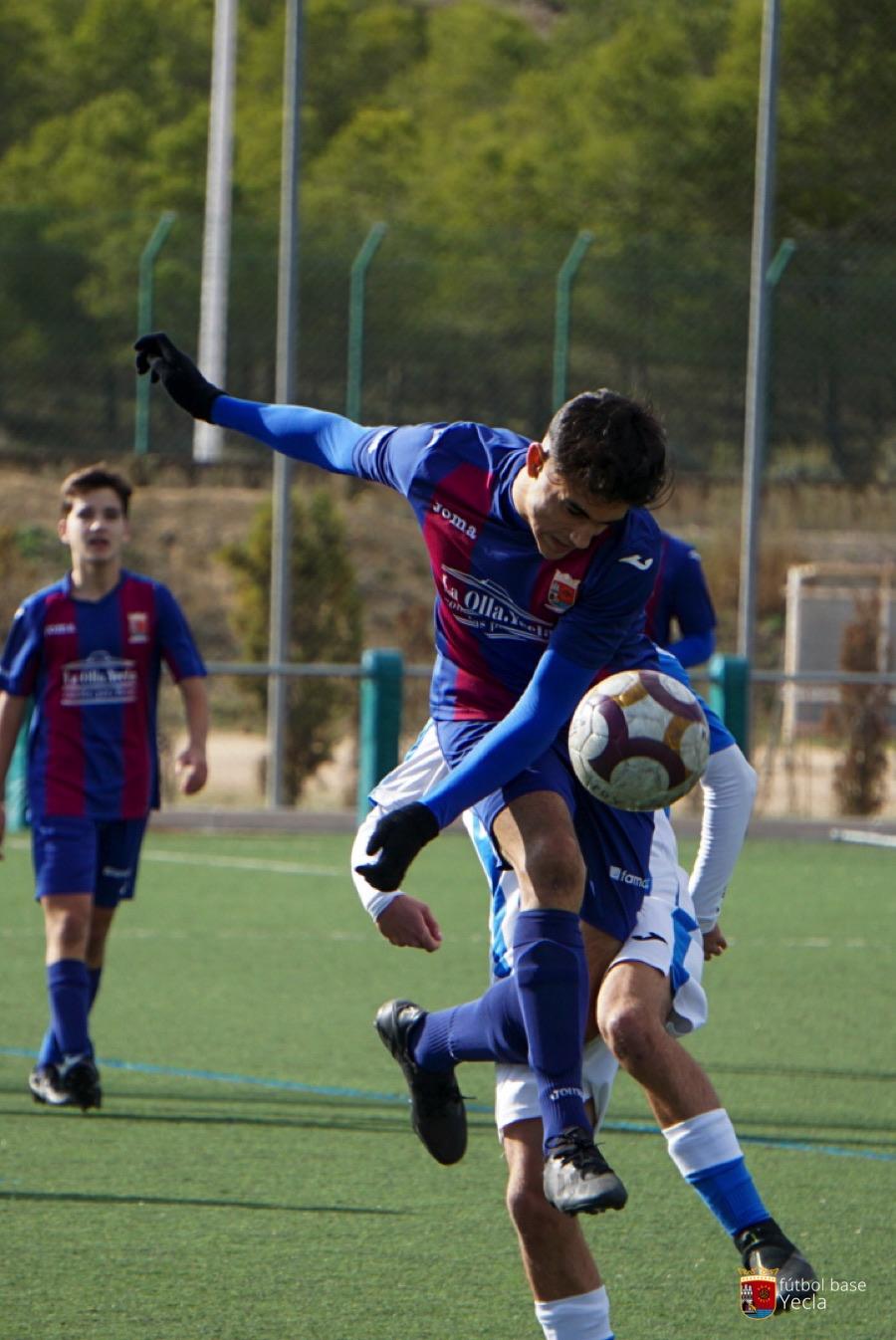 Cadete A - Lorca CFB 15
