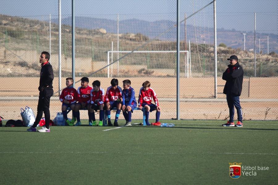 Alevin 1 - Real Murcia 01