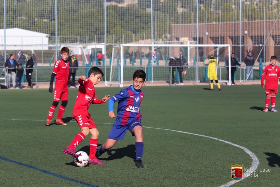 Alevin 1 - Real Murcia 05