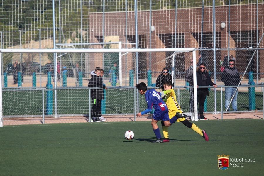Alevin 1 - Real Murcia 06
