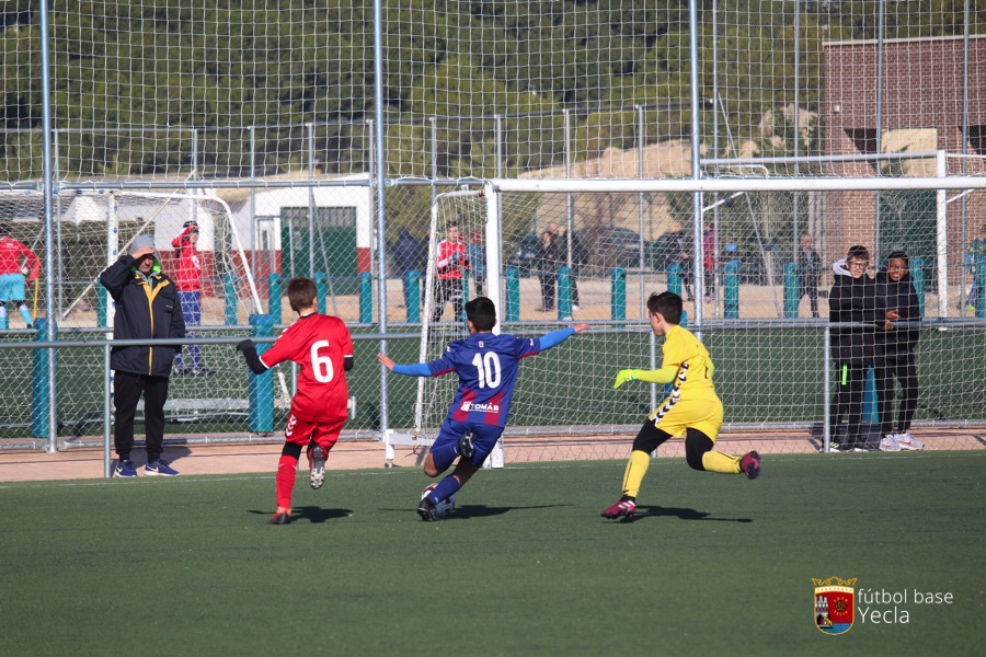 Alevin 1 - Real Murcia 07