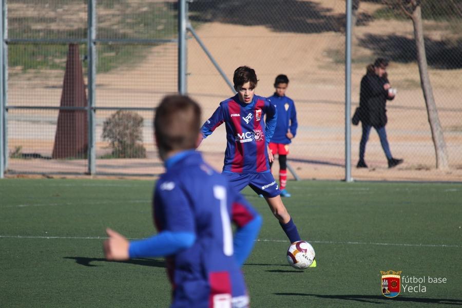 Alevin 1 - Real Murcia 10