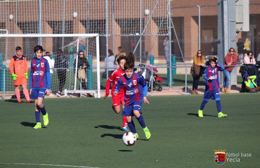 Alevin 1 - Real Murcia 12