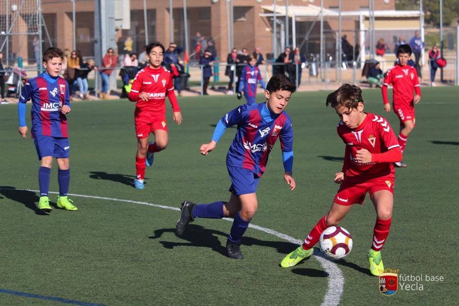 Alevin 1 - Real Murcia 13
