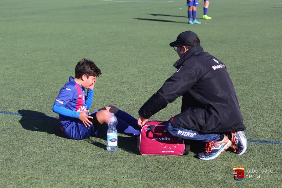 Alevin 1 - Real Murcia 14