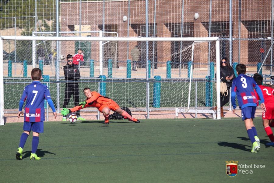 Alevin 1 - Real Murcia 15