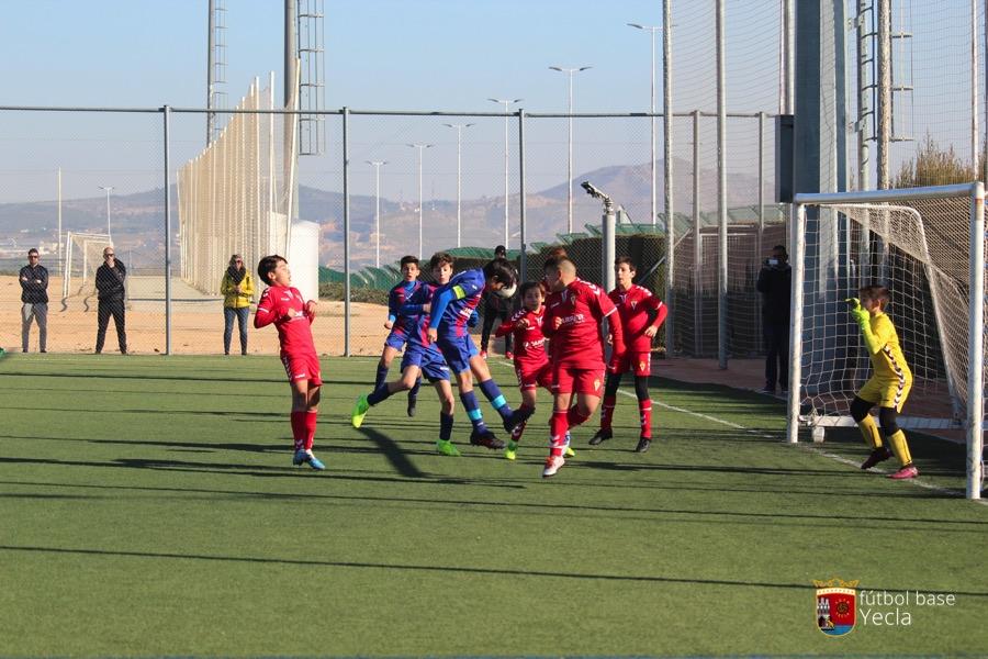 Alevin 1 - Real Murcia 16